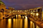 Hamburg, Hafen, HDR 5