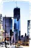 noch Baustelle - One World Trade Center