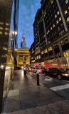 Straßenszene an der Grand Central Station 2