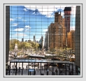 Blick aus dem Lincoln Center