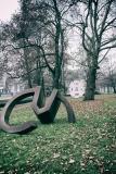 Skupturen am Saarlandmuseum